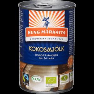 Kung Markatta kokosmjölk eko