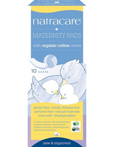 NATRACARE MATERNITY PAD