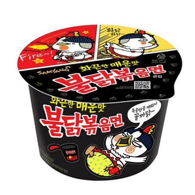 SAMYANGSPICY HOT CHICKEN FIRE NOODLES RAMEN 105G
