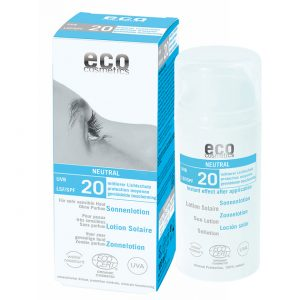 ECO NEUTRAL SOLSKYDD SPF 20