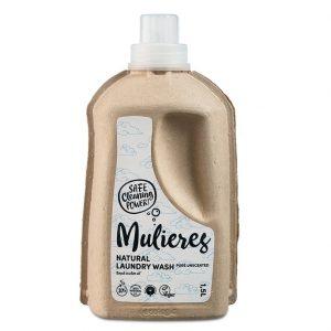Mulieres Naturligt Tvättmedel Oparfymerad