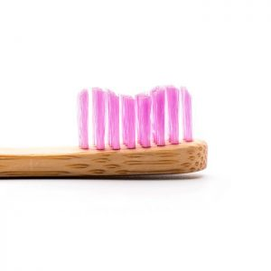 THE HUMBLE CO BRUSH BARN TANDBORSTE ULTRA SOFT ROSA