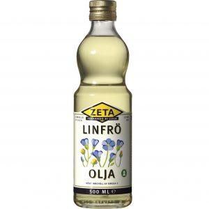 Zeta Linfröolja 500 ml