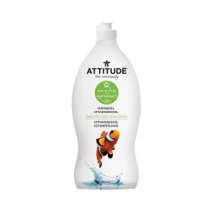 ATTITUDE DISKMEDEL GREEN APPLE