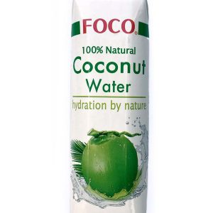 FOCO COCO KOKOSVATTEN