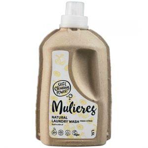 Mulieres Naturligt Tvättmedel Citrus doft