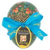 Almond Salted Caramel Chocolate Truffles - Easter Egg