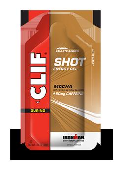 CLIF SHOT MOCHA + CAFEINE 34G
