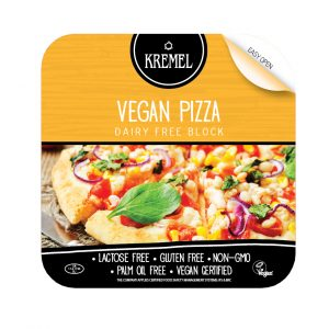 KREMEL VEGAN PIZZA DAIRY FREE BLOCK