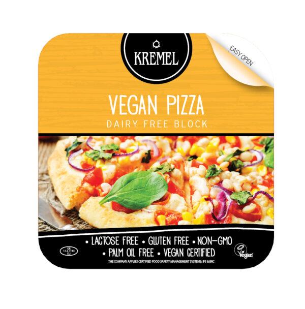 KREMEL VEGAN PIZZA DAIRY FREE BLOCK