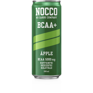 NOCCO ÄPPLE BCAA+ 330ML