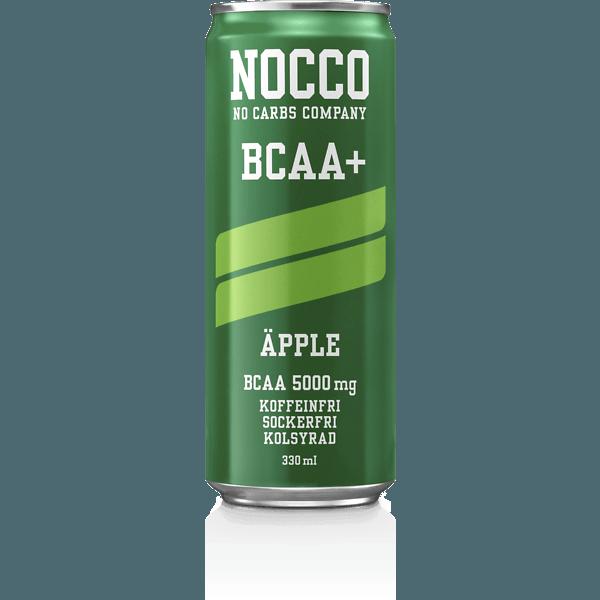 NOCCO ÄPPLE BCAA+ 330ML