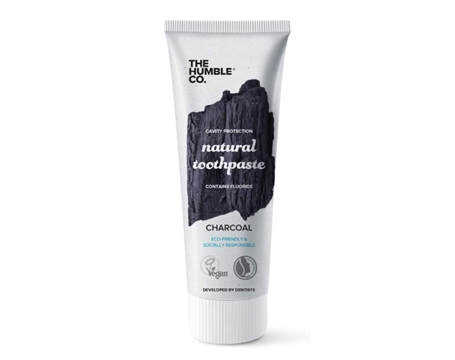 THE HUMBLE CO NATURAL TOOTHPASE CHARCOAL