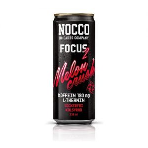 NOCCO FOCUS 2 MELON 330ML