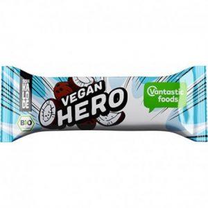 Vegan hero kokos krisp vit choklad bar