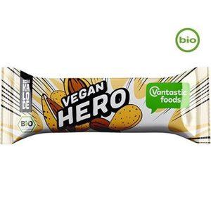 Vegan Hero Mandel Vit Choklad
