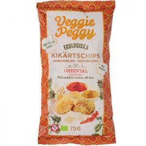 Veggie Peggy Kikärtschips oriental
