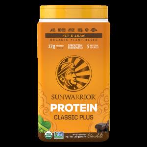 Sunewarrior Protein classic plus Choklad