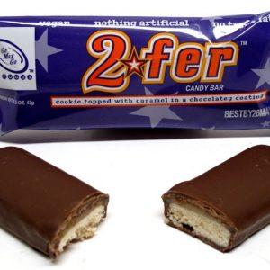 2fer choklad bar