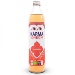 KARMA KOMBUCHA RASPBERRY 500ML