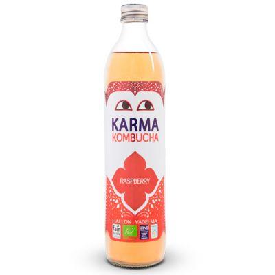 KARMA KOMBUCHA RASPBERRY 500ML