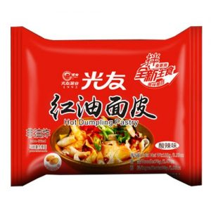 GUANG YOU HOT DUMPLINGS PASTRY 100G