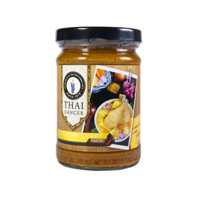 THAI DANCER GUL CURRY PASTE 227G