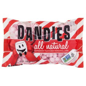 DANDIES PEPPARMINT MINI MARSHMALLOWS 283G