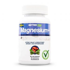BETTER YOU Magnesium+ 90 kaplar