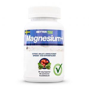BETTER YOU Magnesium+ 90 kaplar