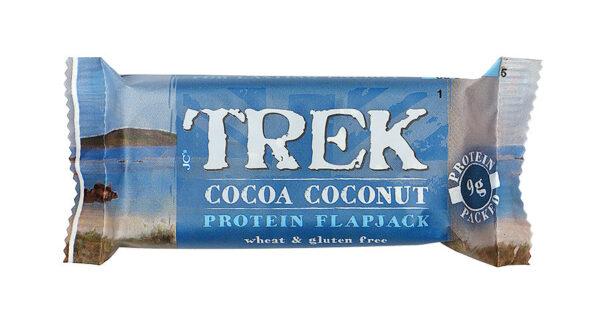 TREK PROTEIN FLAPJACK COCOA COCONUT 50G