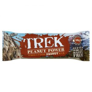 TREK PEANUT POWER ENERGY BAR 55G