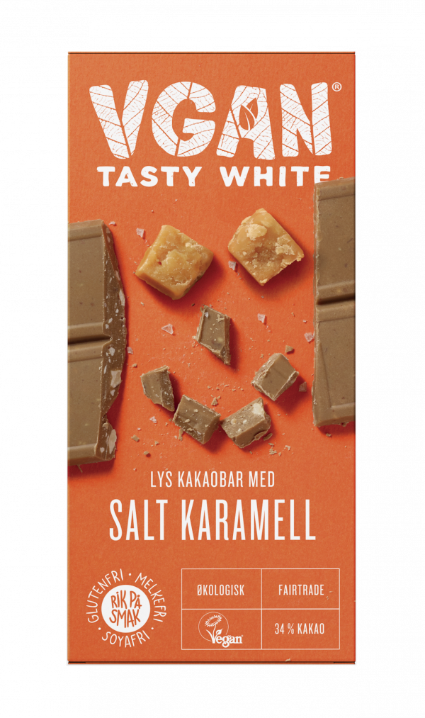 VGAN Tasty White Salt Karamell
