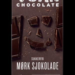 VGAN Chocolate Sockerfri Mörk Choklad