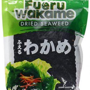 Fueru Wakame Torkat Sjögräs