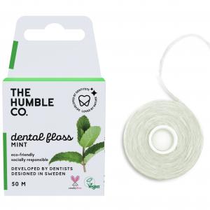 The Humble Co Tandtråd mintsmak