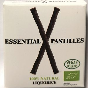 Essential Pastilles 100% Natural Liquorice